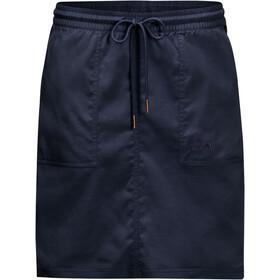 Jack Wolfskin Senegal Rok Dames, blauw
